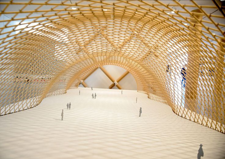 Les 161 meilleures images du tableau gridshells and wooden for Architecture parametrique