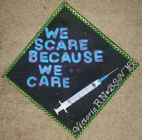 Nursing Graduation Cap | Disney's Monster's Inc.