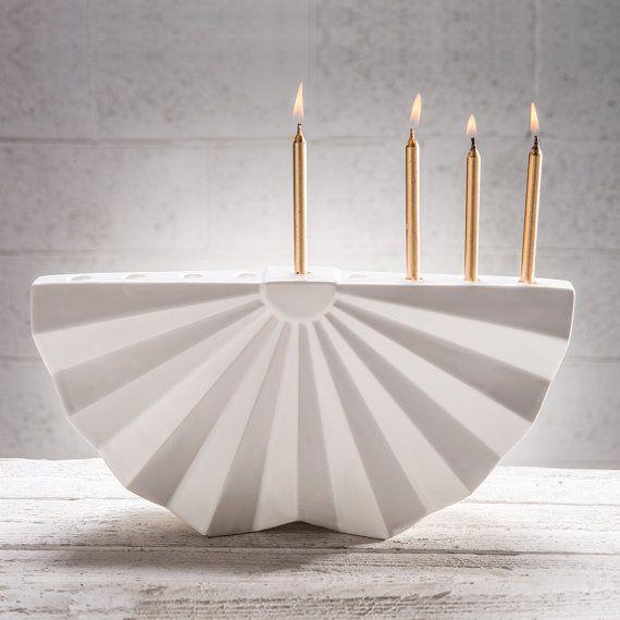 176 Best Modern Hanukkah Menorah Hanukkiah Dreidel And