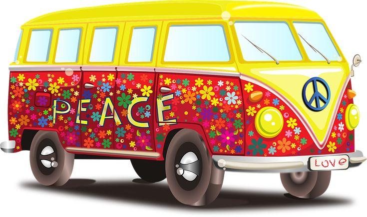Volkswagen, Bil, Bus, Mobilhome, Rejser, Tur, Camping