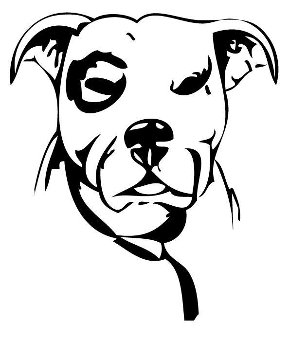 TRIBAL pitbull IMAGE - Google Search