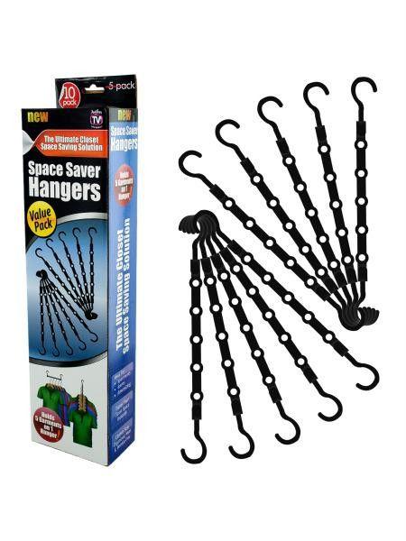Space Saver Hangers (Available in a pack of 4)