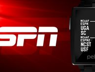Pebble smartwatches get loaded with ESPN Scores app Basketball, baseball, football, and other sports scores can be seen in real-time with the native ESPN app.