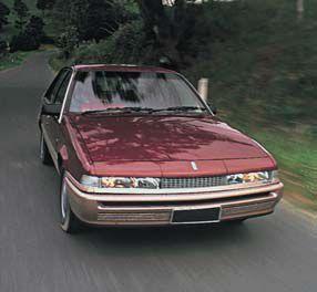 1986 Holden VL Calais Hero