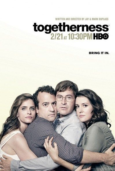 HBO has released the official trailer for the second season of the Togetherness TV show, premiering February 21st. Watch it at TV Series Finale, and get descriptions of the first two episodes. Will you be tuning in for season two of this comedy-drama?