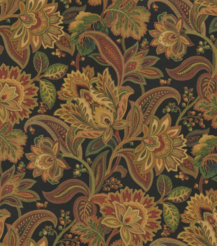 Smc Swavelle Millcreek Home Decor Print Fabric 54