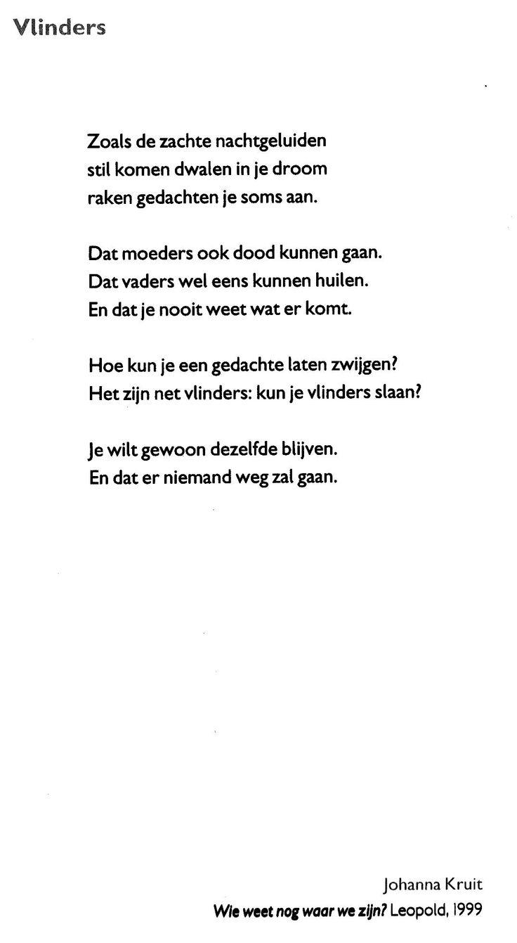 Johanna Kruit - Vlinders