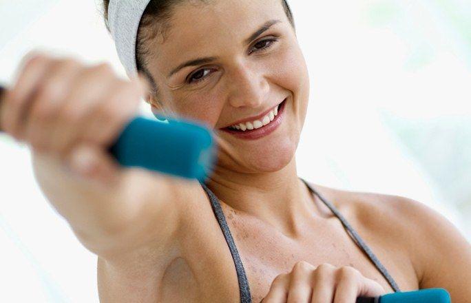 Kraft- und Ausdauertraining - Stoffwechsel anregen: so geht's - gofeminin