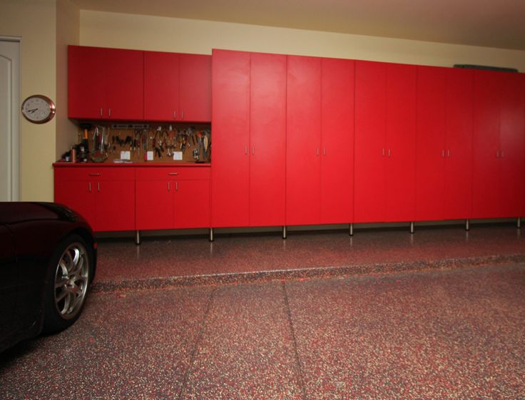 Custom Garage Cabinets And Storage By Classy Closets