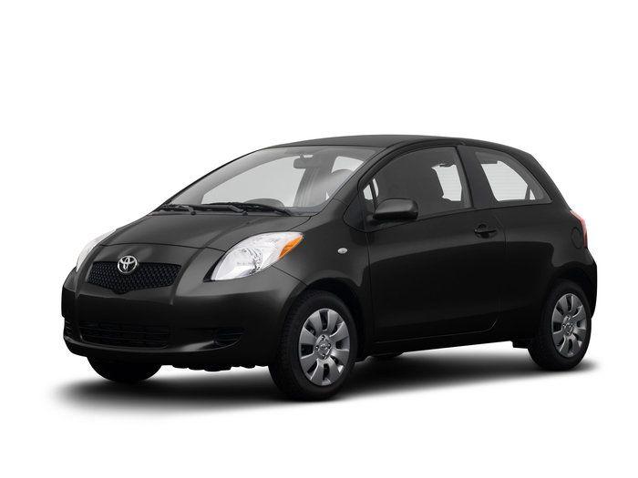 2008 Toyota Yaris Information