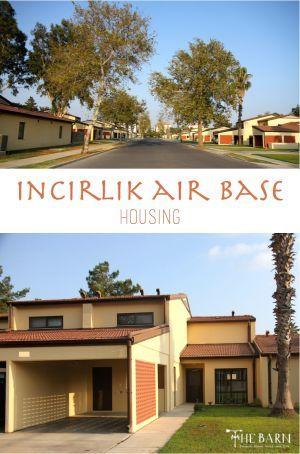 Incirlik Air Base Housing ~ The Barn, Photos of a 3 bedroom house in the Phantom development on Incirlik Air Base, Turkey