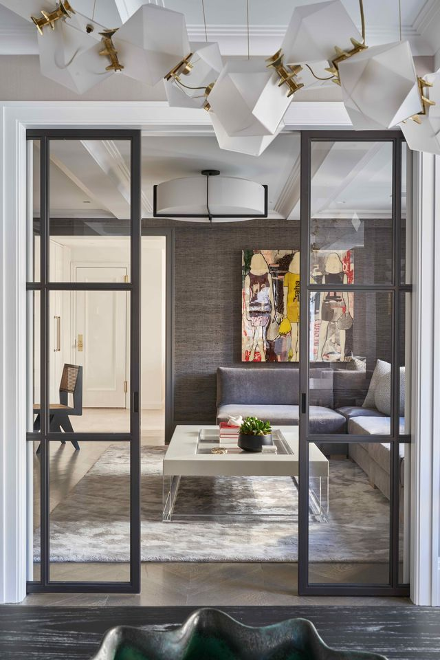Inside A Knockout New York City Apartment By Interior Designer