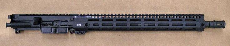 """Tromix SCM18 16"""" .458 SOCOM upper with 15"""" MI-G3 M-Lok hand guard"""