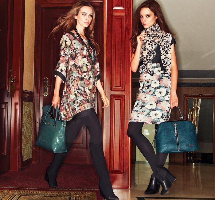 Άρθρο: EEL AND TEAL Κόντρα στα γυμνά κλαδιά των χειμωνιάτικων μηνών, η μόδα της σεζόν επιτάσσει μοδάτα φλοράλ που… περισσότερα: http://www.blog.doca.gr/el/fashion-trends/471-eel-and-teal.html  #doca #fw201415collection #floralprints