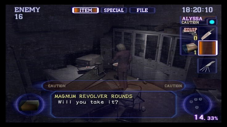 Resident Evil Outbreak File 2# VERY HARD #09