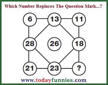 Which Number Complete The Puzzle...? | Today Funnies