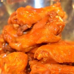 Buffalo Chicken Wing Sauce -  the secret ingredients to the Anchor Bar's (Buffalo NY) famous Buffalo chicken wings