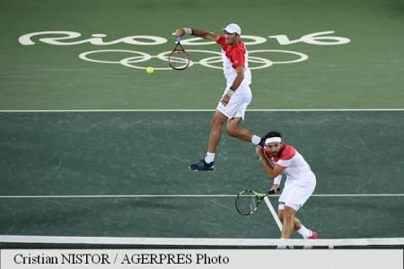 Rio 2016 - Tennis: Mergea and Tecau win silver in men's doubles tournament –…