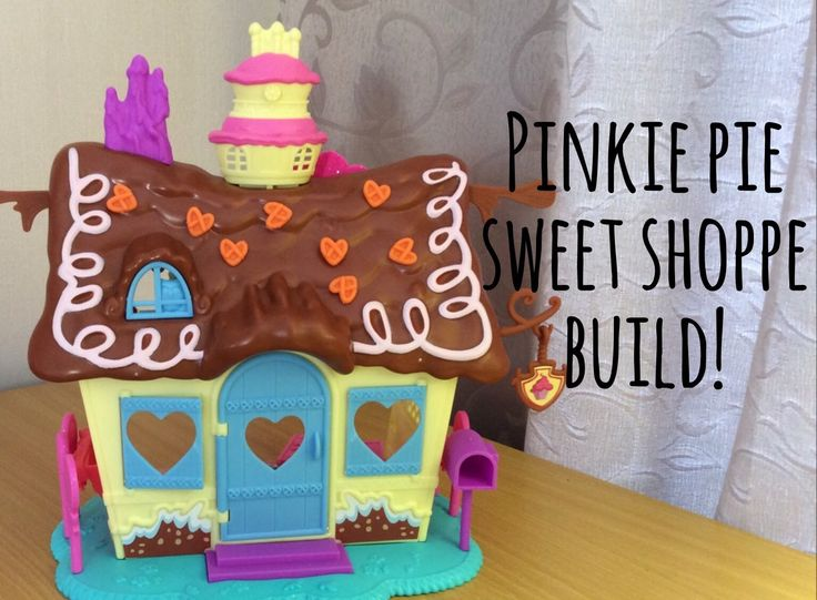 My Little Pony POP! - Pinkie Pies Sweet Shoppe and Rainbow Dash Style Fast Build!
