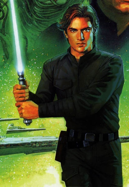 Jacen Solo (later Darth Caedus)