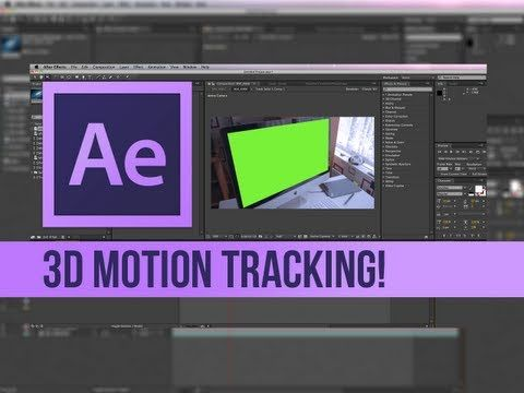 Sections in the video: Tracker Panel (Transform) 0:22 Tracker Panel (Perspective Corner Pin) 11:00 Mocha AE (Planar Tracking) 17:00 Camera Tracker (3D Tracki...