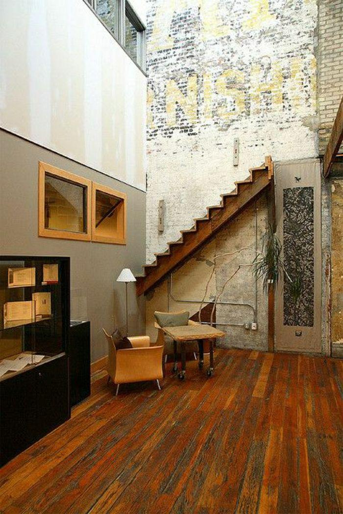 les 25 meilleures id es de la cat gorie murs de briques faux sur pinterest mur de briques mur. Black Bedroom Furniture Sets. Home Design Ideas