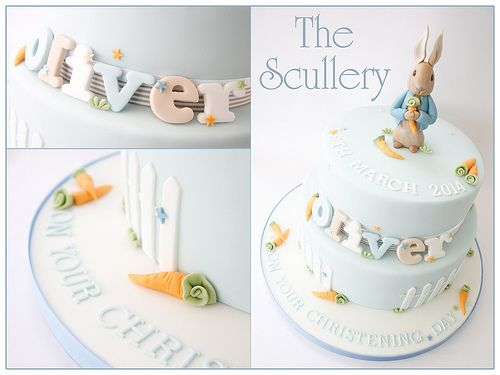 Peter Rabbit Cake | The Scullery (Louise) | Flickr
