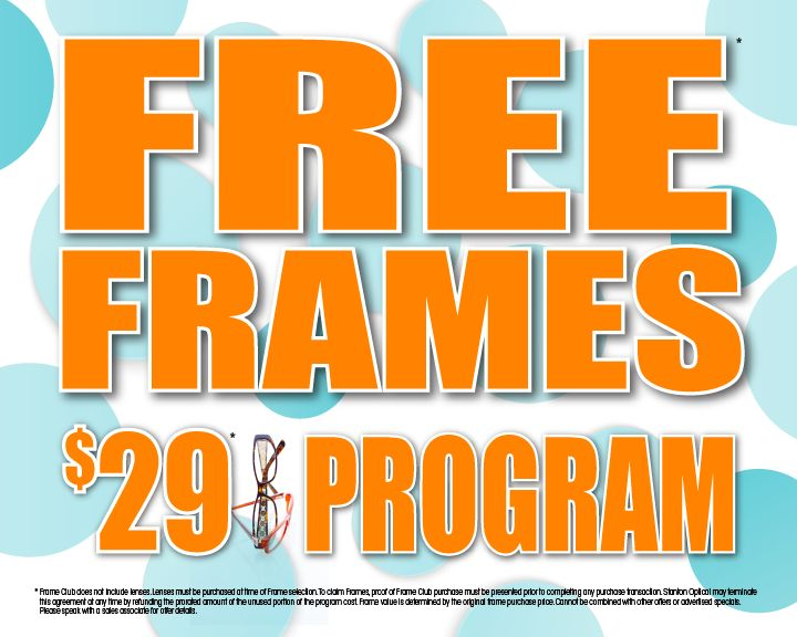 Stanton optical coupons