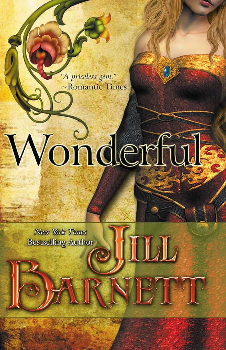 Free Book  Wonderful, The First Volume Of Jill Barnett's Medieval Trilogy,  Is Free For Uk Customers In The Kindle Store, Courtesy Of Publisher Bell  Bridge