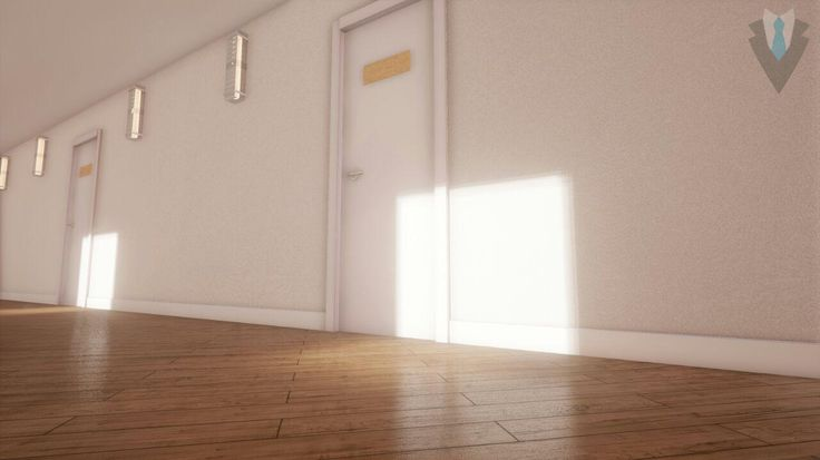 Hallway #nigis #virtualreality #realtàvirtuale  #vrapp #vr #apprealtàvirtuale #immersivity #interactivity #personality #project #design #interiordesign