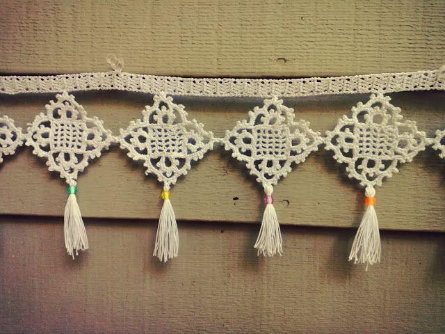 Crochet thoranam