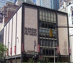 Parsons School of Design - Wikipedia, the free encyclopedia