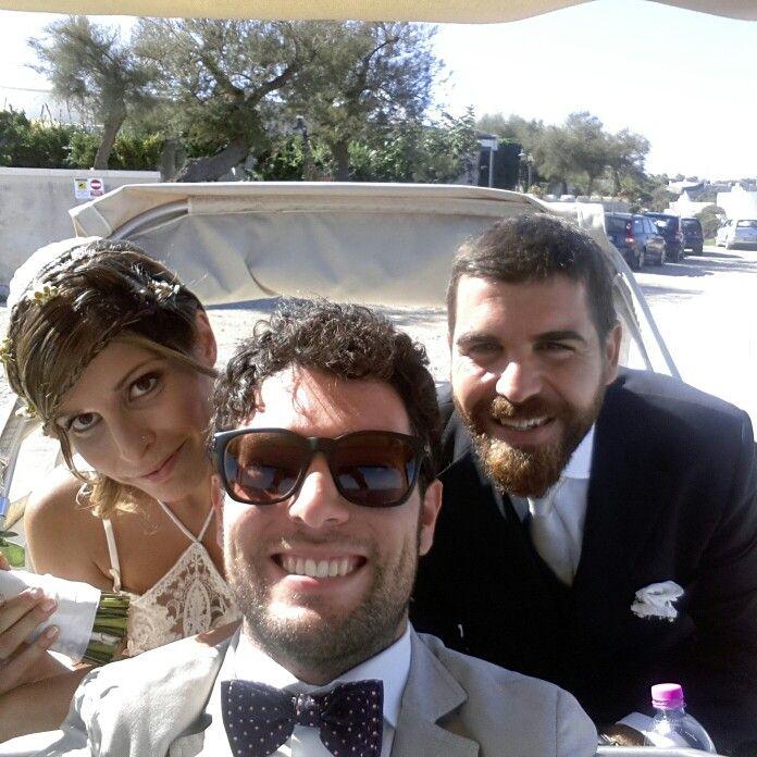 "Give ""emotions"" .... maybe that's the secret !!   http://www.polignanomadeinlove.com/turismo-polignano/it/servizi/matrimoni-made-in-love.html #polignanomadeinlove #ilovepolignanoamare #experiencemadeinlove #ApeWedding #calessinomadeinlove #weddinginpolignano #WeAreInItaly #WeAreInPuglia #WeAreInPolignano #discoveringpuglia"