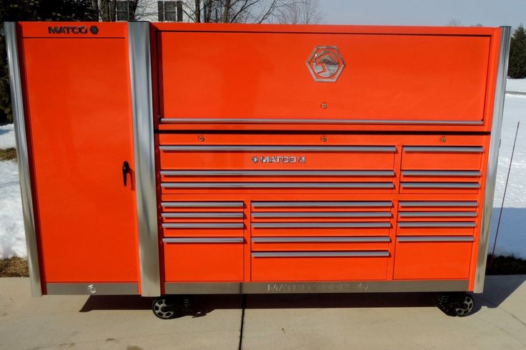 matco triple bay tool box weight 2