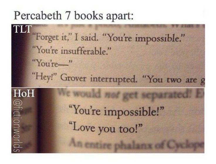 Percabeth! 😍😍😍😍