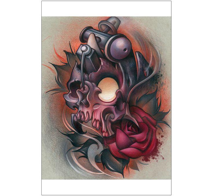 1000 ideias sobre tatuagem new school no pinterest for Timmy c tattoo