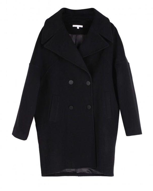 Manteaux soldes femmes 2014 : les 40 plus beaux manteaux soldés   Glamour
