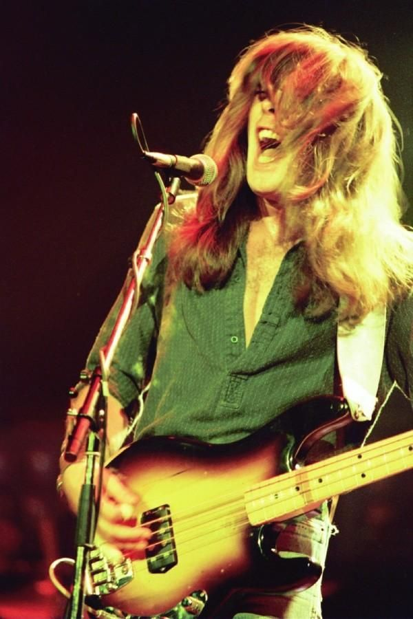 #3 Ya ya I know, sometimes less is more. Cliff Williams {AC/DC} plays what's just needed for the song, never too flashy just a good powerful, solid bass line each and every time.