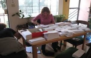 WORK FROM HOME STUFFING ENVELOPES and ENVELOPE STUFFING JOBS!