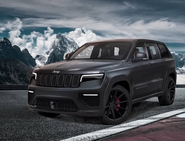 2021 Jeep Grand Cherokee L Revealed In 2021 Jeep Grand Cherokee Jeep Grand New Jeep Grand Cherokee