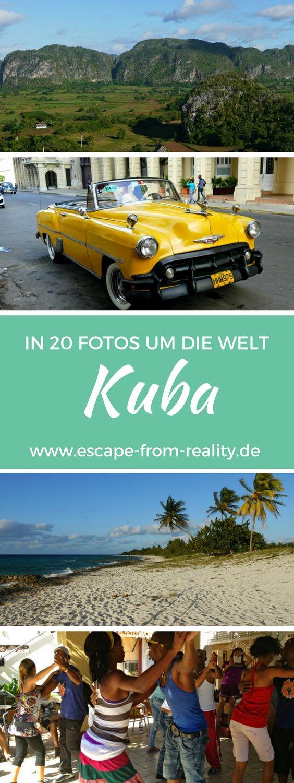 """Schon 1997 löste der Film """"Buena Vista Social Club"""" einen richtigen Kult um Kuba und seine Musik aus. Doch spätestens seit sich die USA und Kuba annähern und die jahrzehntelange Eiszeit zwischen den beiden Staaten vorbei ist, erlebt der Tourismus einen regelrechten Ansturm: Die Nachfrage ist drastisch angestiegen, die Karibikinsel steht hoch im Kurs. #kuba #reisen"""