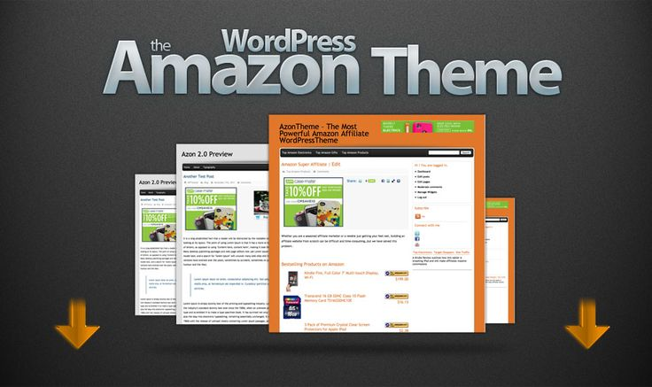 Azon Theme By Chris Guthrie