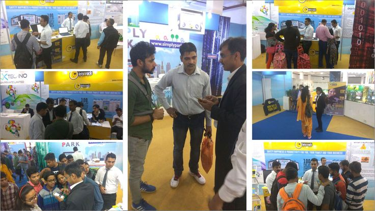 Today was the 6th day of the Indian International Trade fair since it opened for the public. It has been a lively and spirited day for us at the Lets track stall. We are thankful for the support and encourage more of you to join us in leading safer lives only with Lets Track. #IITF #IITF2016 #DigitalIndia #TradeFair2016 #IncredibleIndia #Letstrack