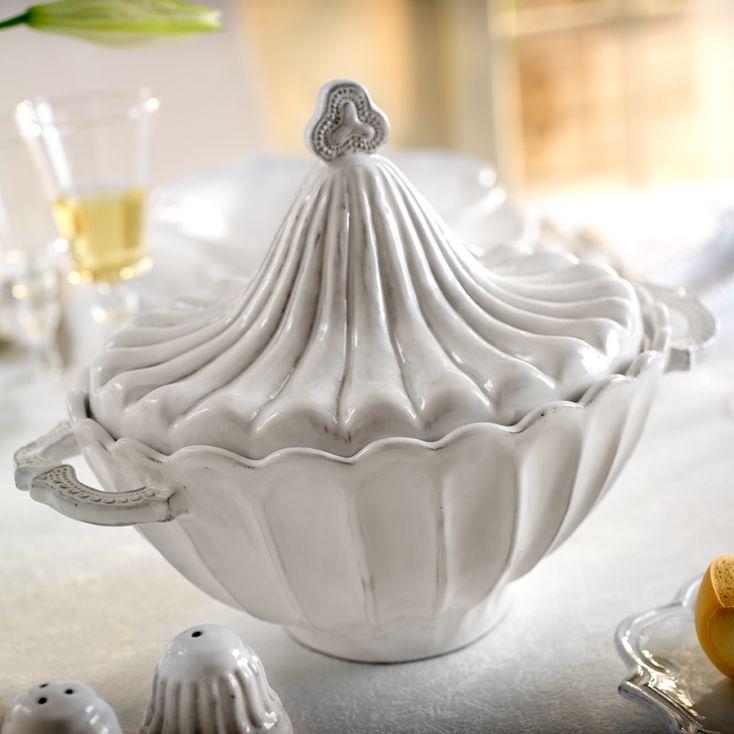 VBC casa ceramic tableware , soup tureen  Presenting by Tatjana Kern http://www.bytatjana.com/c9/Accessories