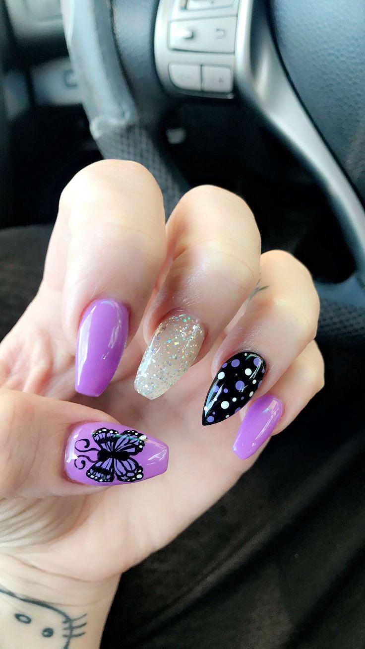 47 besten icandy nail designs Bilder auf Pinterest | Nageldesign