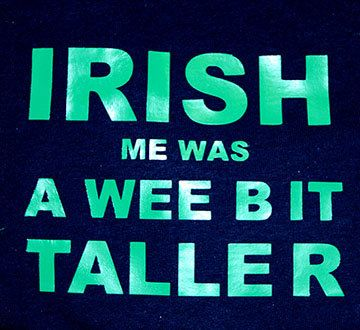 Funnies Kids St Pattys Day Shirt