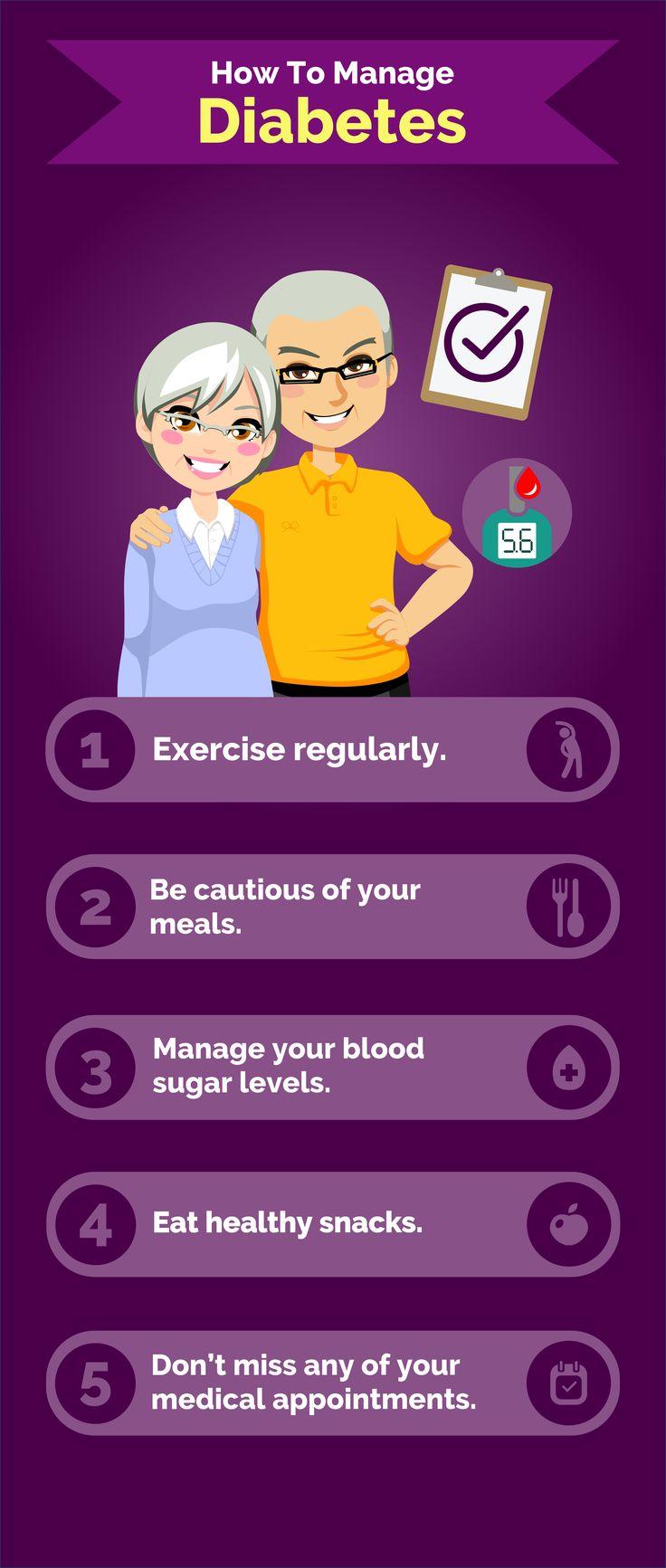 How To Manage Diabetes #diabetes #management