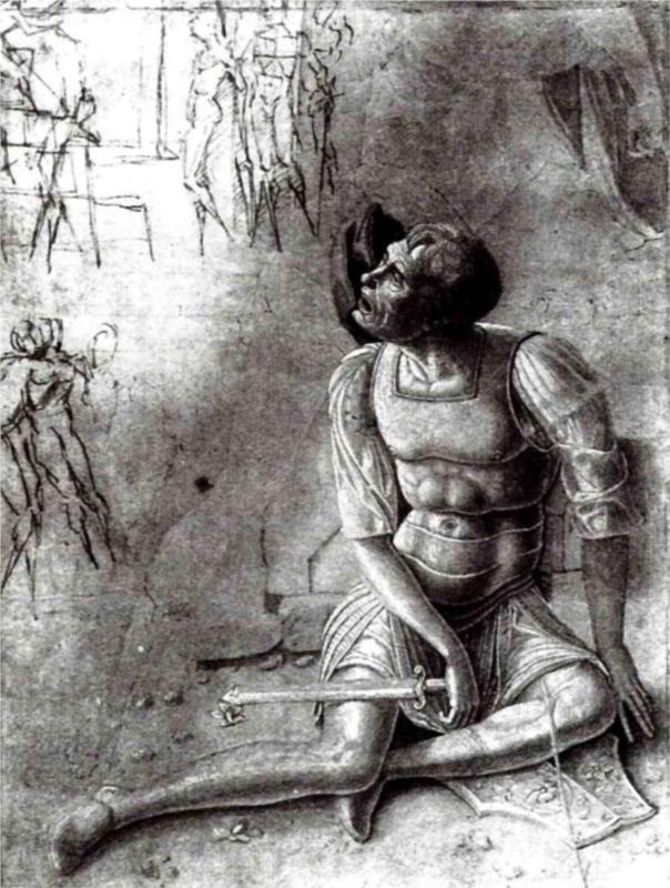 Soldiers - Andrea Mantegna