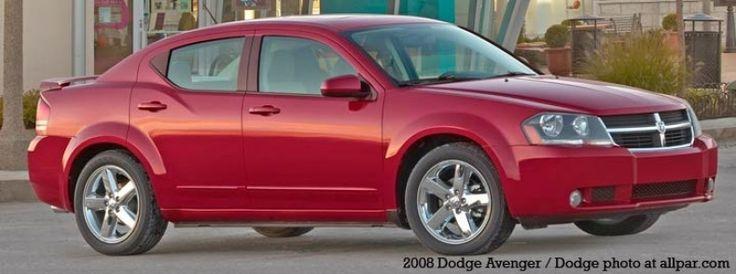 Tires For 2008 Dodge Avenger