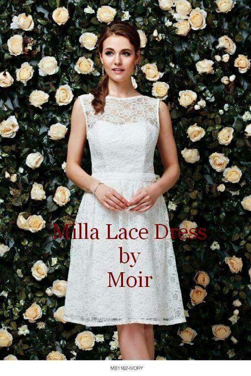 Milla Dress by Moir at Just Bridesmaids and Formals
